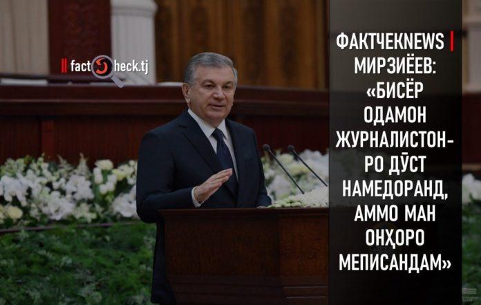 Shavkat Mirzieev